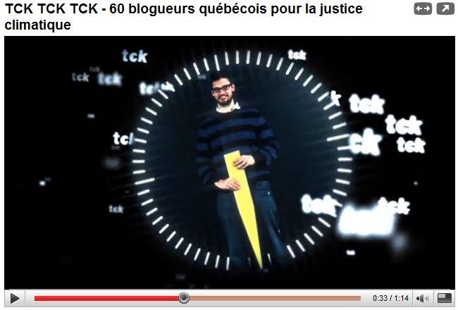 Jean-Francois Belisle in the video