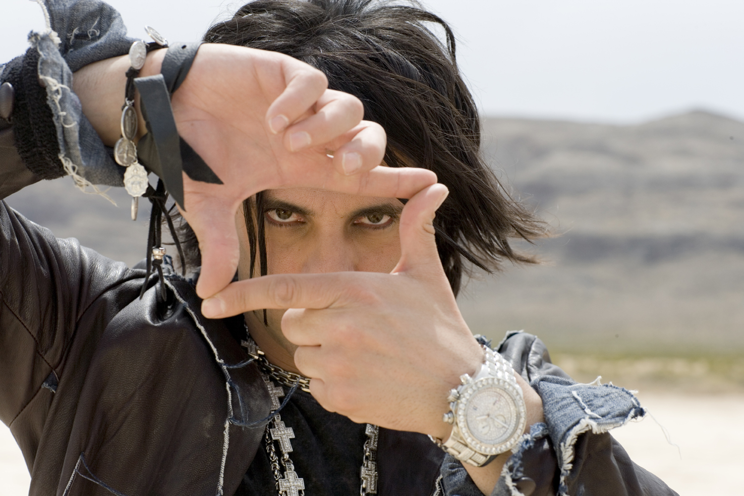 Magician Criss Angel