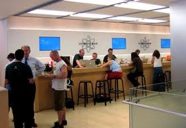 The Apple Genius Bar - A great example of The Retailing Experience Revolution